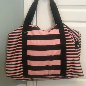 Victoria's Secret Extra Large Weekender Tote Bag